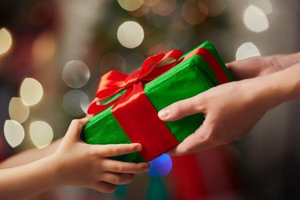 Wręczamy prezenty